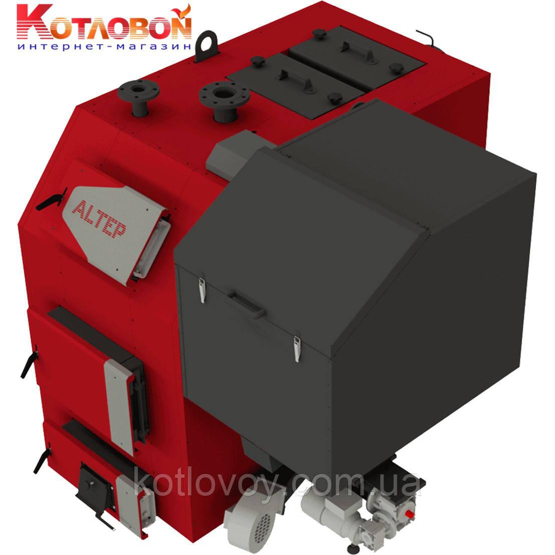 Твердотопливный котел с автоматической подачей Альтеп TRIO Pellet (КТ-3Е-SH)