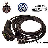 Зарядное устройство для электромобиля Volkswagen e-GOLF AutoEco J1772-16A, фото 1