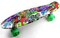 Penny Скейтборд ORIGINAL Graffiti 2-LED, фото 1