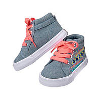 Модные детские сникерсы (ботинки) для девочки.