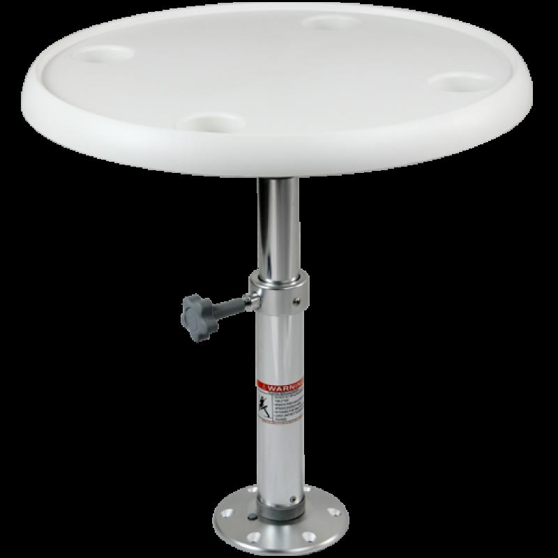 Комплект стола  Ø600 мм MI-TTR61