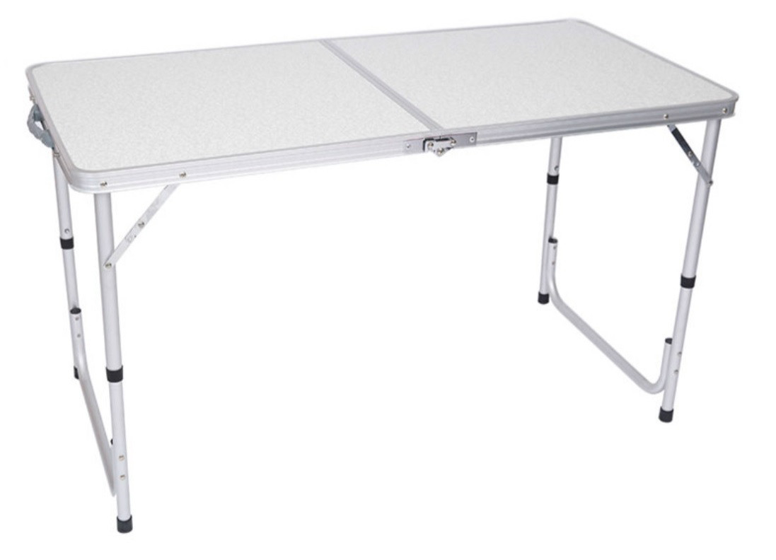 Стол для кемпинга складной 120х60см