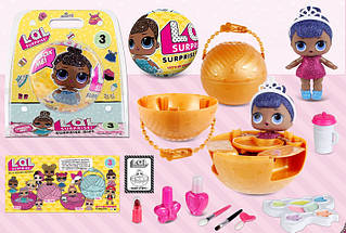 Кукла в яйце LOL Surprise