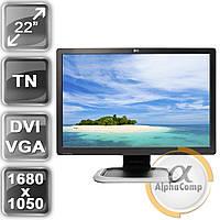 """Монитор 22"""" HP LA2245w (TN/16:10/DVI/VGA/USB) class B БУ"""