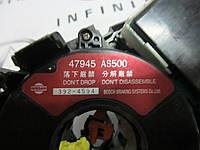 Датчик положения руля INFINITI Qx56 (47945 AS500), фото 1