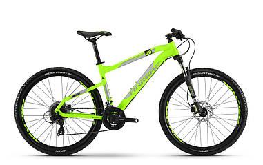 "Велосипед Haibike Seet HardSeven 2.0, 27,5"", Рама 50см, 2018 лайм"