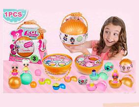Лялька в яйці LOL Big Surprise