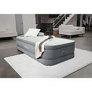 Intex 64902 надувная кровать Premaire Elevated Airbed 99х191х46см
