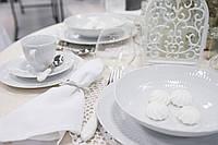Набор суповых тарелок 22см Sofiа 0000