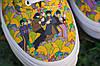 Женские кеды Vans ERA Beatles, Ванс Ера, фото 4