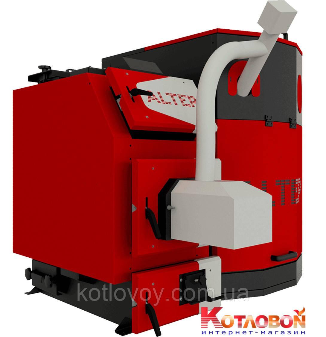 Пеллетный котел с автоматической подачей Альтеп TRIO UNI Pellet Plus (КТ-3Е-PG)