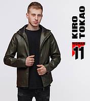 11 Киро Токао | Японская куртка весна-осень 3341 хаки