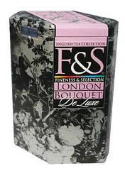 Чай F&S —черный  Букет Лондона  200г, ж/б