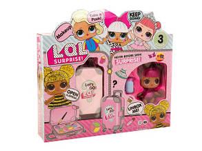 Кукла в яйце LOL Surprise Glitter