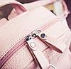 Стильный портфель женский коричневый, фото 3