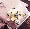 Стильный портфель женский коричневый, фото 4