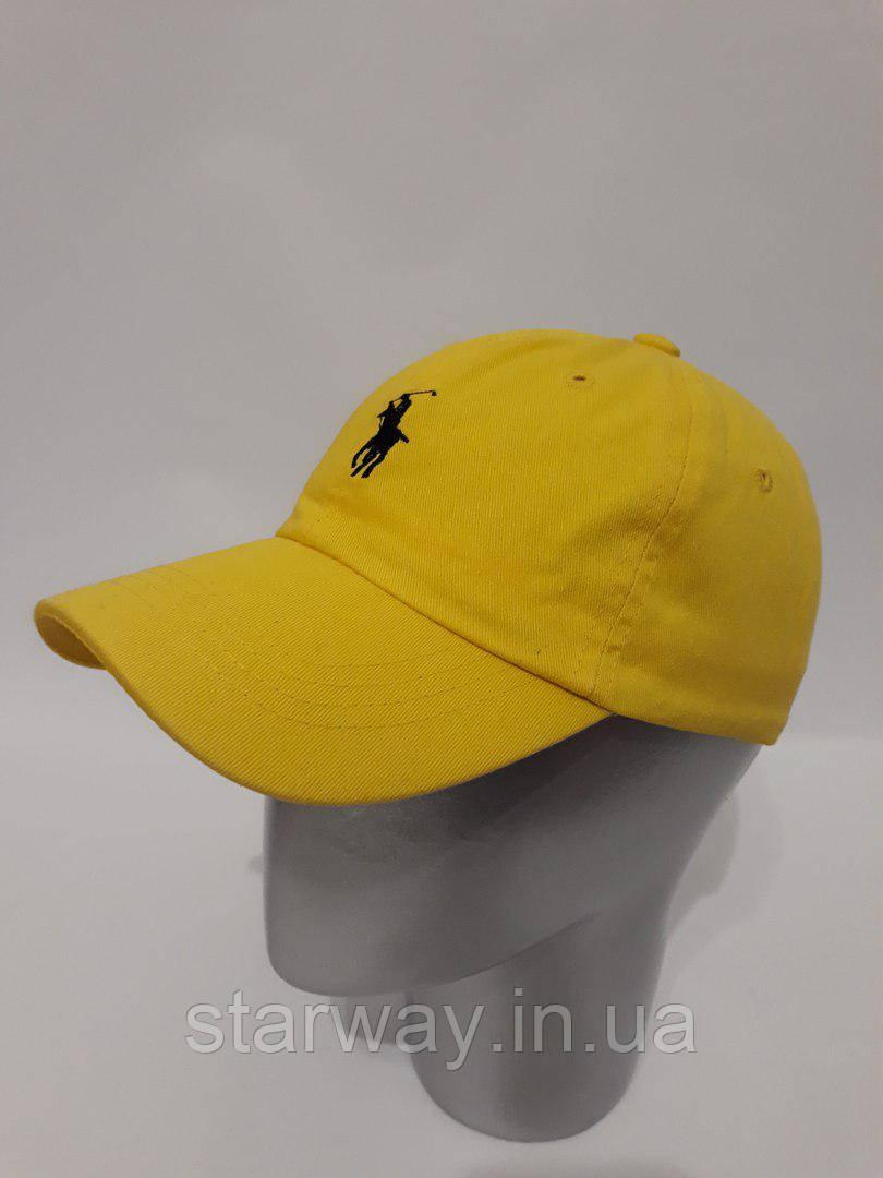 Стильная кепка Polo логотип вышивка | Разные цвета