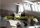 Листовая панель ПВХ Регул Ретро коричневый 152 рк, фото 5