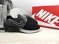 Мужские кроссовки сетка NIke  реплика