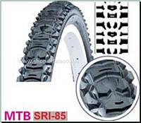 Велосипедная шина   20 * 2,00   (DSI SRI-85)   DSI-Шри Ланка   (#LTK)