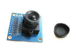Камера VGA OV7670, SCCB, I2C, IIC, модуль Arduino