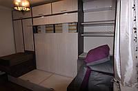 Шкаф-кровать со стенкой и  диванчиком  , фото 1