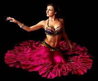 Инструктор восточных танцев