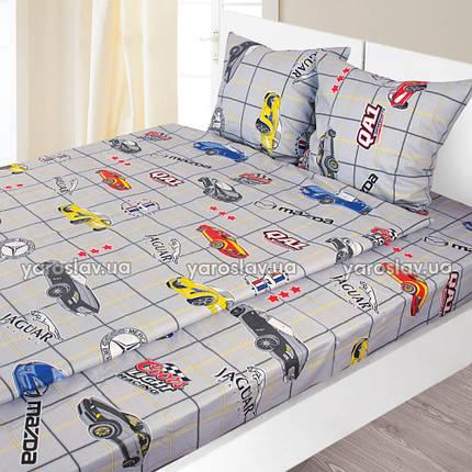 Детские комплекты из сатинаТМ Ярослав в кроватку, фото 2