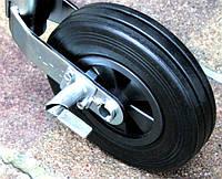 ✅Опорное колесо AL-KO 150 кг со стояночным тормозом (1224351)