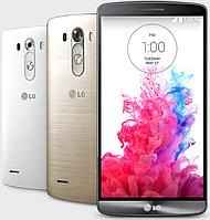 Бронированная защитная пленка для экрана LG G3