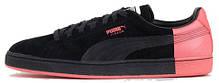 Мужские кроссовки Staple x Puma Pigeon Pack Black/Red 361617-02, Пума Стапл Пиджеон, фото 3