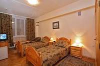 Недорогая гостиница возле аэропорта Борисполь, номера эконом, стандарт, люкс.