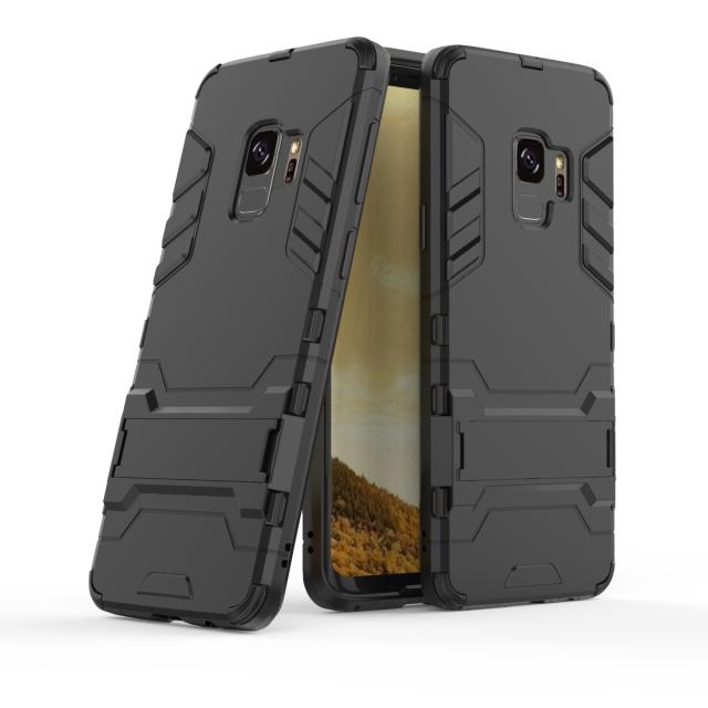 Чохол Samsung S9 / G960 Hybrid Armored Case чорний