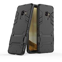Чохол Samsung S9 / G960 Hybrid Armored Case чорний, фото 1