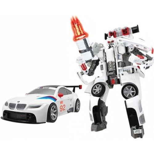 Робот-трансформер - BMW - MW GT2 (1:32) 52120 r