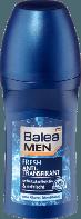 Роликовый дезодорант - антиперспирант Balea men fresh
