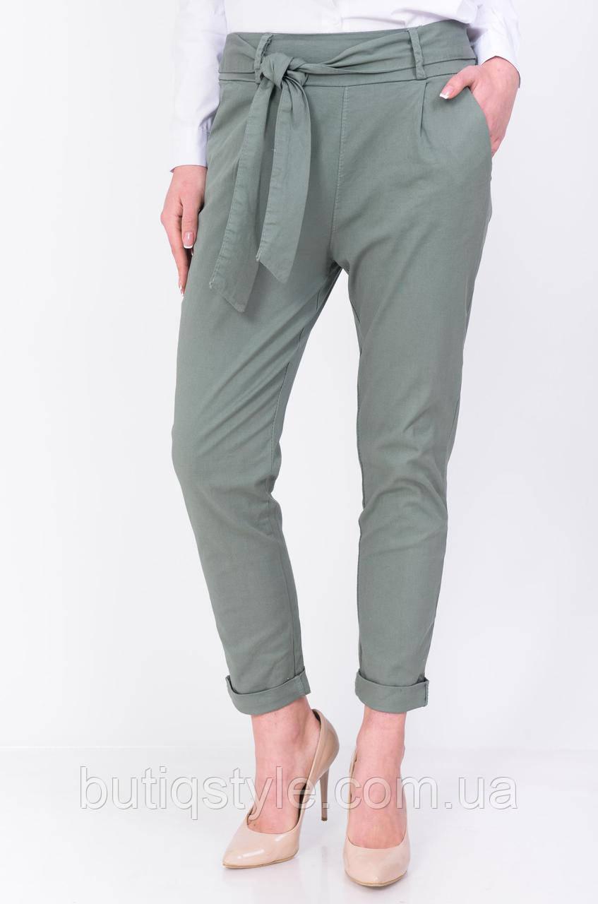 Женские брюки-чинос