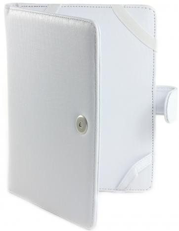 Чехол-обложка для Uni Pad 7.8 white режим подставки