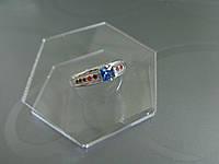 Серебряное кольцо 1381, фото 1