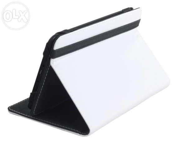 Чехол-книжка для Uni Pad 9 white режим подставки