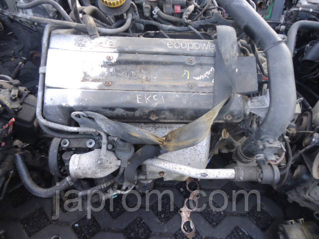 Мотор (Двигатель)  Saab 9-3 9-5 2.3 T Turbo 2001r