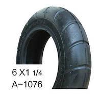 Шина 6x1 1/4 A-1076 HOTA для детской коляски/гироборда/велосипеда