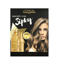 Набор для сухих и ломких волос L'Oreal Professionnel Nutrifier (шамп./300 мл. + конд./200 мл.)