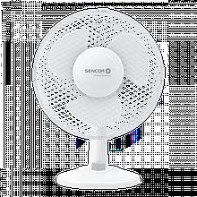 Вентилятор Sencor (SFE 2320WH) настольный