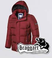 Парка зимняя мужская Braggart 4245 красная
