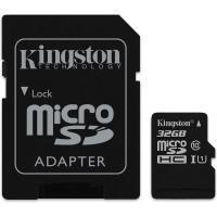 Карта памяти Kingston SDCS/32GB