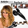 Автоматическая плойка BaByliss PRO Perfect Curl, стайлер для волос, фото 7