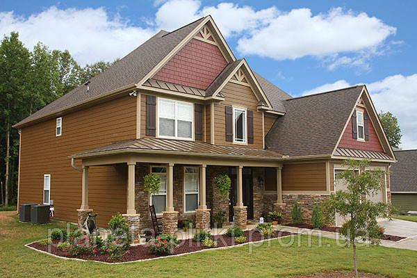 Сайдинг от компании Альфа-Профиль — красивый внешний вид дома и надежная защита от атмосферных явлений