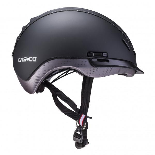 Велошлем Casco Roadster SPEEDmask black, фото 1