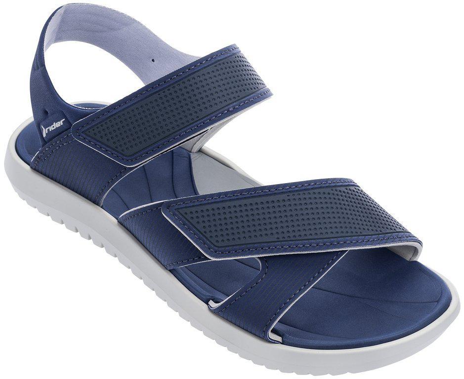 Оригинал Сандалии мужские 82224-23973 Rider Terrain Sandal Grey/Blue Синие